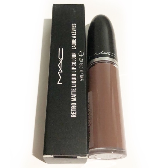 MAC Cosmetics Other - MAC Retro Matte Liquid Lip Colour